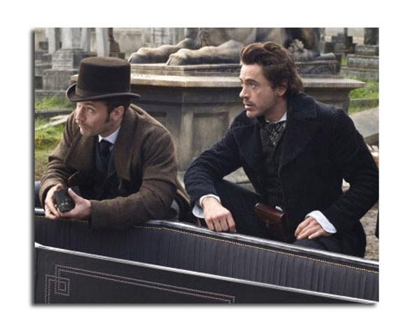 Sherlock Holmes Movie Photo (SS3646890)