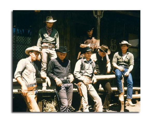 The Magnificent Seven Movie Photo (SS3619876)