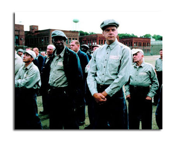 The Shawshank Redemption Movie Photo (SS3644433)