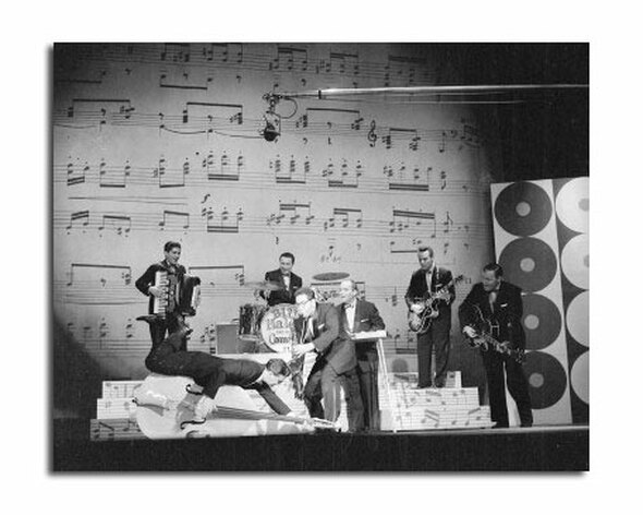 Bill Haley Movie Photo (SS2456402)