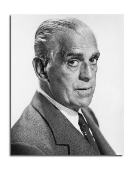 Boris Karloff Movie Photo (SS2457390)