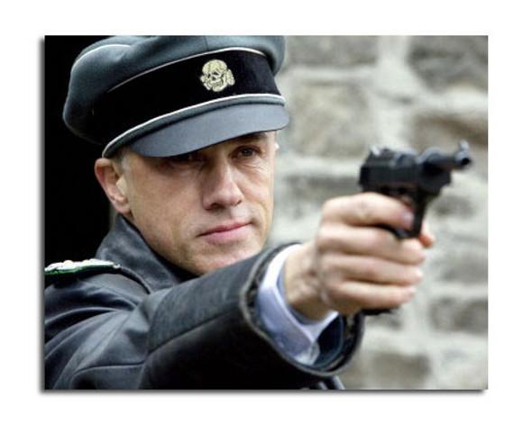 Christoph Waltz - Inglourious Basterds Movie Photo (SS3619317)
