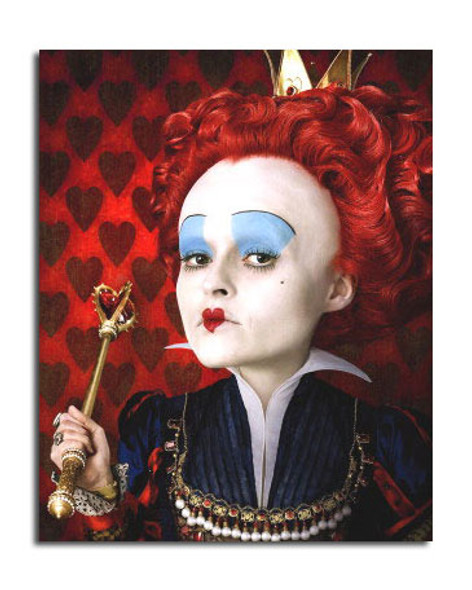 Helena Bonham Carter (Alice In Wonderland) Movie Photo (SS3643484)