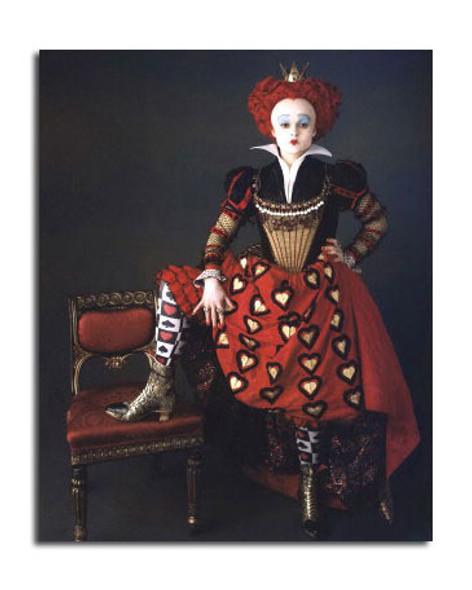 Helena Bonham Carter (Alice In Wonderland) Movie Photo (SS3643549)