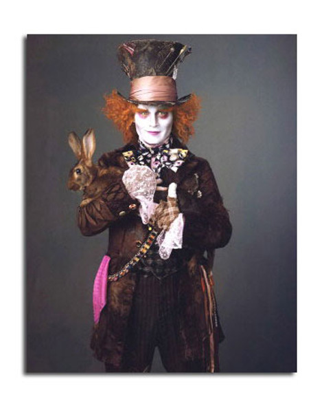 Johnny Depp (Mad Hatter - Alice In Wonderland) Movie Photo (SS3643536)