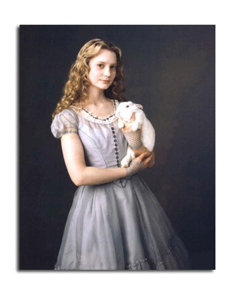 Mia Wasikowska (Alice In Wonderland) Movie Photo (SS3643523)