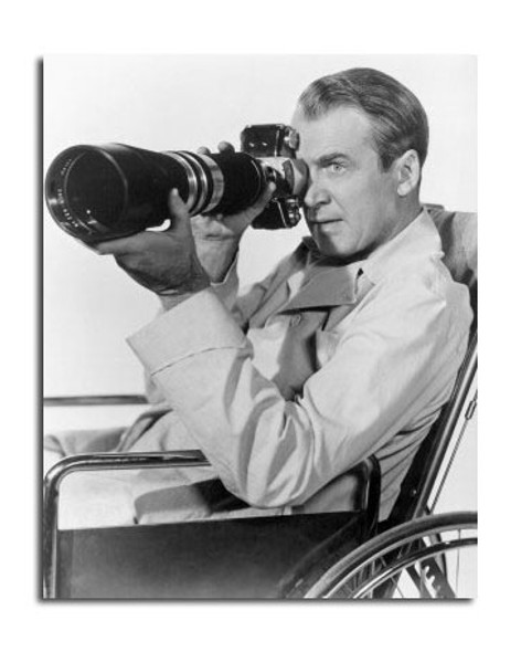 Rear Window Movie Photo (SS2455882)