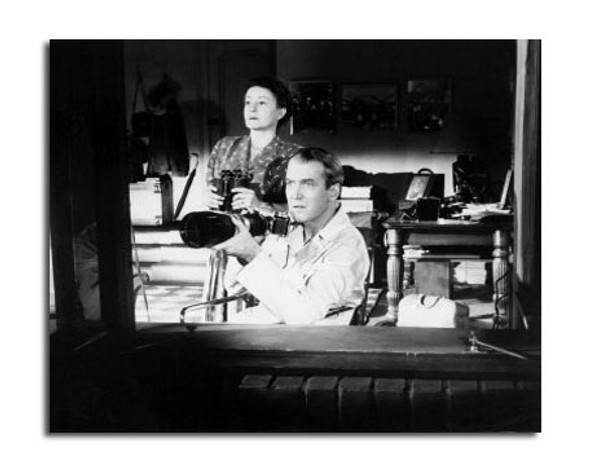 Rear Window Movie Photo (SS2455895)