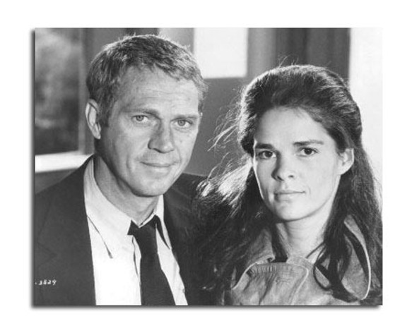 Steve McQueen Movie Photo (SS2470533)