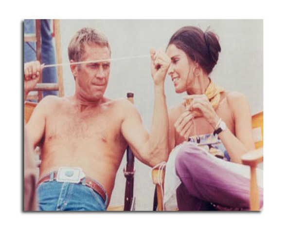 Steve McQueen Movie Photo (SS3643159)