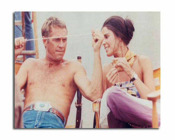 Steve McQueen Movie Photo (SS3643159)