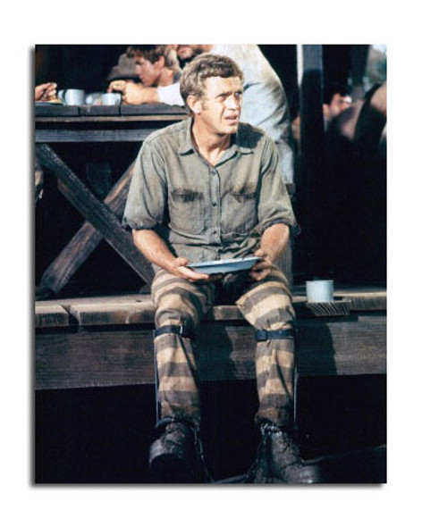 Steve McQueen Movie Photo (SS3643172)