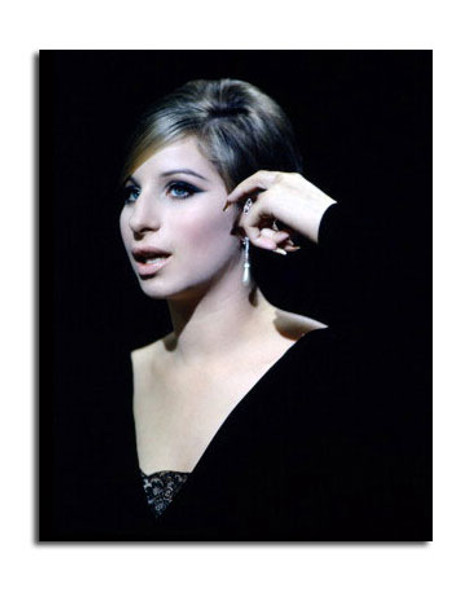 Barbra Streisand Music Photo (SS3617900)