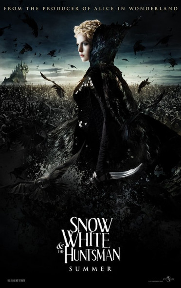 SNOW WHITE & THE HUNTSMAN Poster Style B