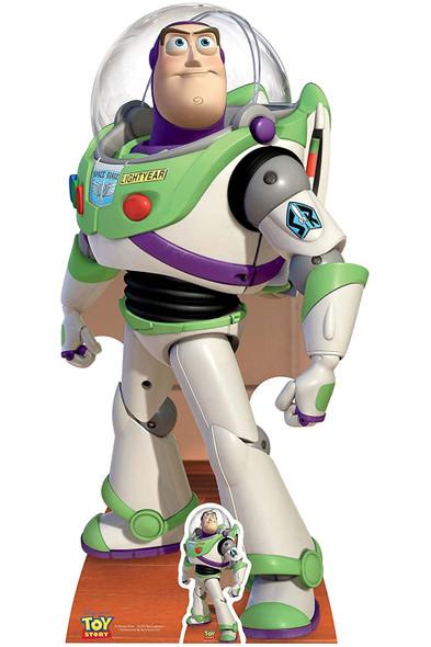 Buzz Lightyear Cardboard Cutout