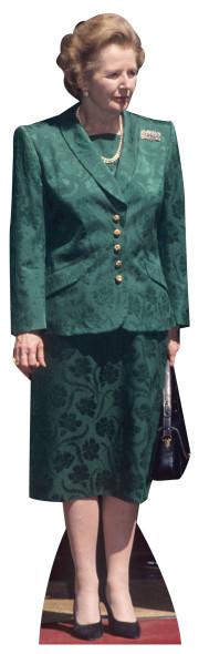 Margaret Thatcher Cardboard Cutout