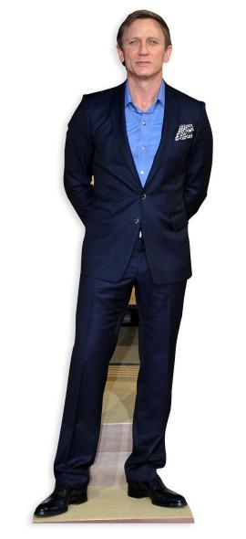Daniel Craig Cutout