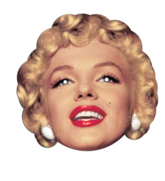 Marilyn Monroe Face Mask