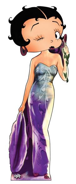 Betty Boop Gilda Cutout