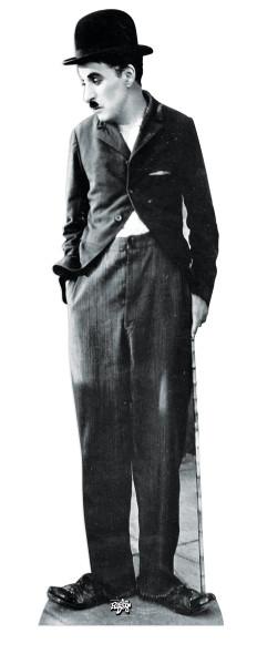 Charlie Chaplin Cutout