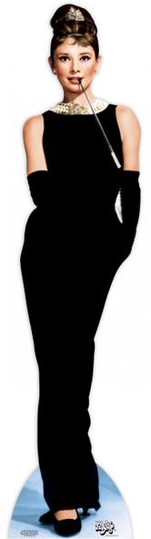 Audrey Hepburn Cutout