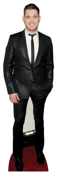 Michael Buble Cutout