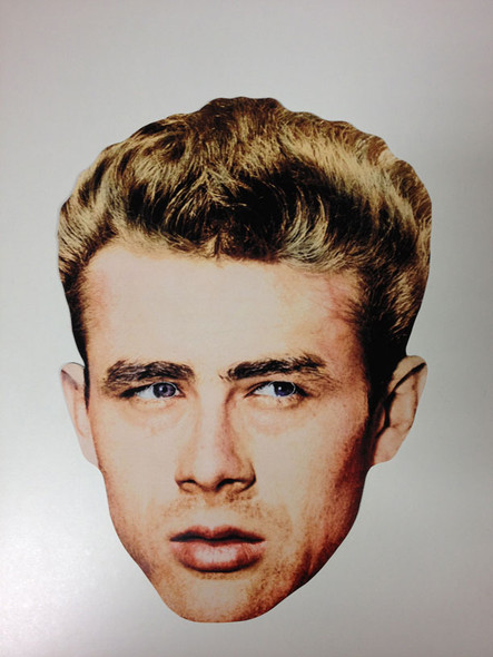 James Dean Face Mask