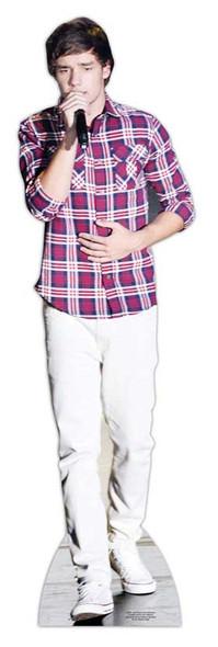 Liam Payne Cardboard Cutout