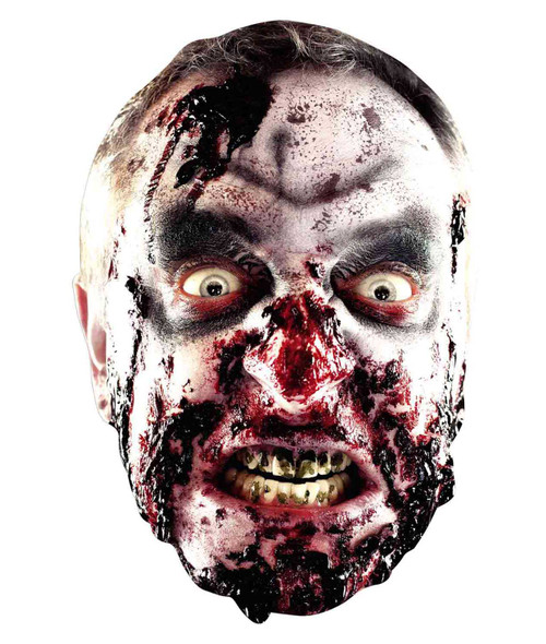 Zombie Halloween Face Mask