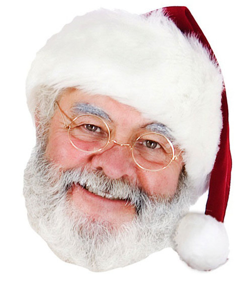 Father Christmas / Santa Face Mask