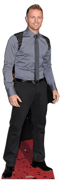 Nicky Byrne Lifesize Cardboard Cutout / Standee