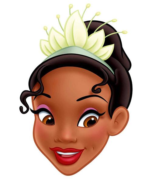 Princess Tiana Face Mask