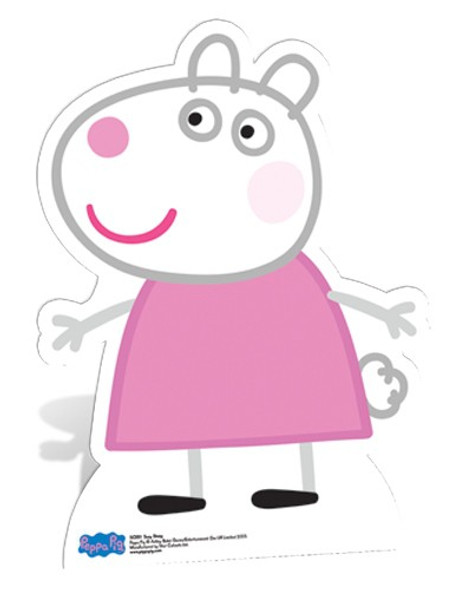 Suzy Sheep Cardboard Cutout