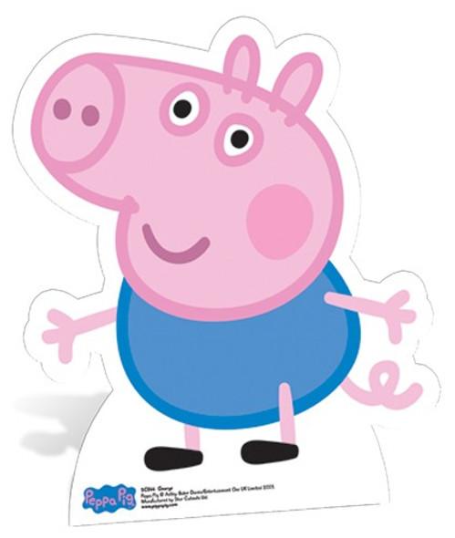 George Pig Cardboard Cutout