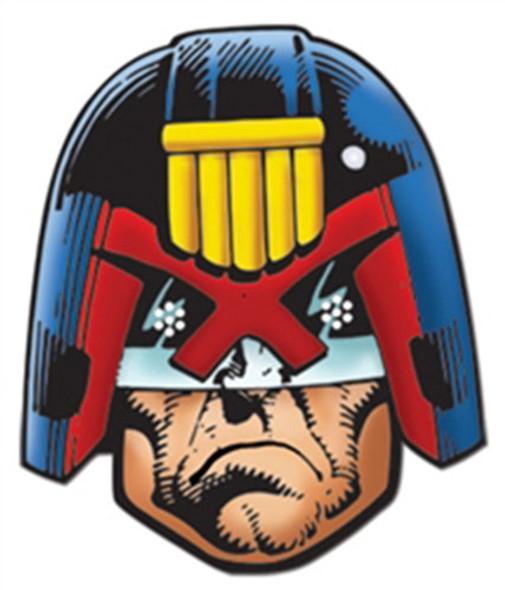 Judge Dredd Face Mask