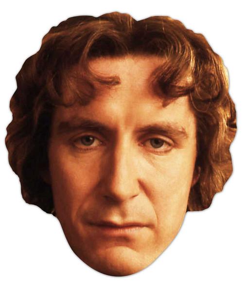Paul McGann Doctor Who Face Mask (The Eigth Doctor)