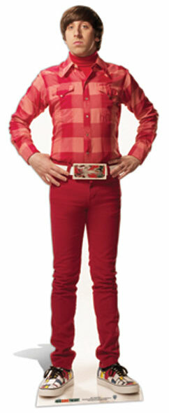 Howard Wolowitz Cardboard Cutout