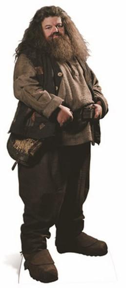 Hagrid Cardboard Cutout