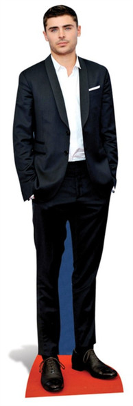 Zac Efron Cardboard Cutout