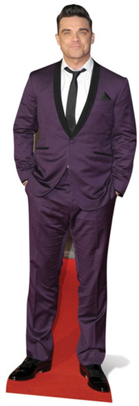 Robbie Williams Cardboard Cutout