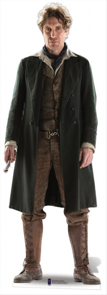 The 8th Doctor Paul McGann Lifesize Cardboard Cutout