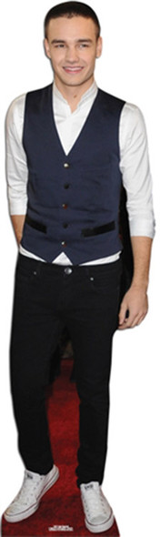 Liam Payne Cardboard Cutout - Red Carpet Style