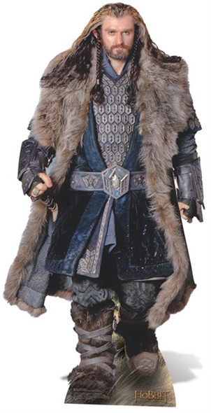 Thorin Oakenshield Cardboard Cutout - The Hobbit