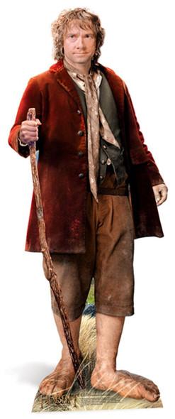 Bilbo Baggins Cardboard Cutout from The Hobbit