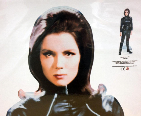 Diana Rigg Close Up