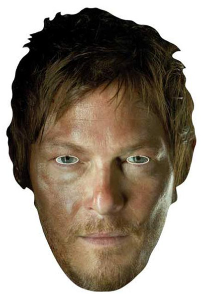 Daryl Dixon The Walking Dead Party Face Mask