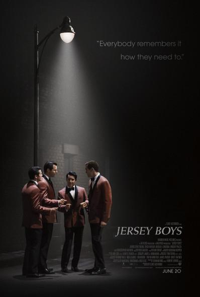 Jersey Boys Original Movie Poster
