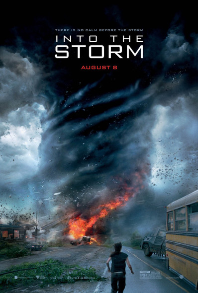 Into The Storm Original Movie Poster