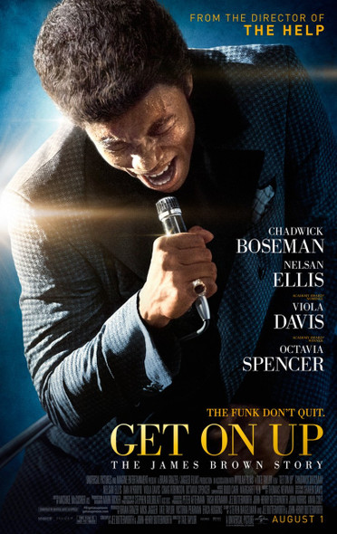 Get On Up Original Movie Poster