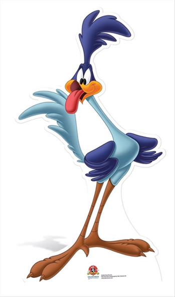 Road Runner Cardboard Cutout